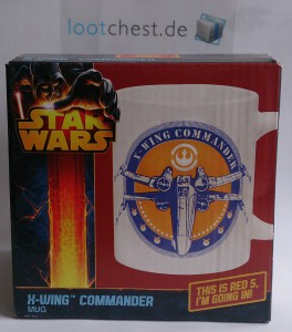 LootChest - X-Wing Tasse