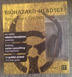 Gaming Combo - Gaming Headset