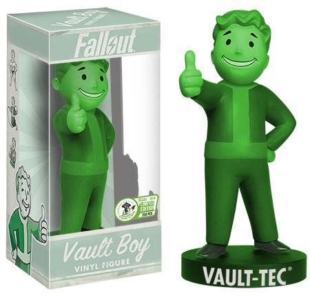 Vinyl Figure: Fallout - Vault (Green) - Limitiert auf 250 Stück
