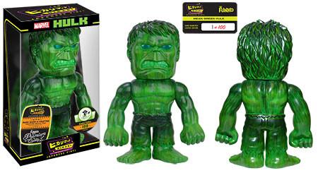 Hikari Sofubi: Marvel - Mean Green Hulk - Limitiert auf 100 Stück