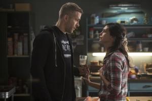 Wade Wilson/ Deadpool (Ryan Reynolds) und Vanessa Carlysle (Morena Baccarin) © 2015 Twentieth Century Fox